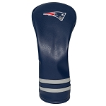 New England Patriots Vintage Fairway Golf Head Cover