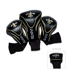 New Orleans Saints NFL Contour Golf Headcovers
