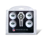 New York Jets 4 Ball Gift Set