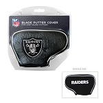 Raiders Golf Blade Putter Cover