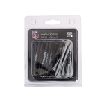 Raiders 50 Imprinted Golf Tee Pack