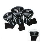 Raiders NFL Contour Golf Head Covers