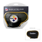 Pittsburgh Steelers Blade Golf Putter Cover