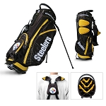 Pittsburgh Steelers Team Golf NFL Fairway Golf Stand Bag