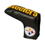 Pittsburgh Steelers Vintage Blade Golf Putter Cover