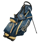 Los Angeles Rams Team Golf NFL Fairway Stand Bag