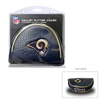 Los Angeles Rams Mallet Putter Cover