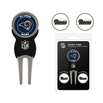 Los Angeles Rams Divot Tool Set of 3 Markers