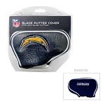Los Angeles Chargers Blade Putter Cover