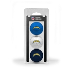 Los Angeles Chargers 3 Ball Clamshell