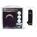 Los Angeles Chargers Embroidered Gift Set