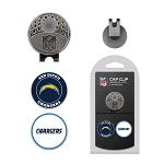 Los Angeles Chargers 2 Marker Cap Clip