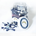 Los Angeles Chargers 175 Tee Jar
