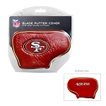 San Francisco 49ers Blade Golf Putter Cover