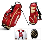 San Francisco 49ers Team Golf NFL Fairway  Golf Stand Bag