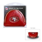 San Francisco 49ers Mallet Golf Putter Cover