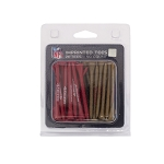 San Francisco 49ers 50 Imprinted Golf Tee Pack