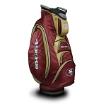 San Francisco 49ers NFL Team Victory  Golf Cart Bag