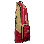 San Francisco 49ers Golf Travel Bag