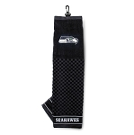 Seattle Seahawks Embroidered  Golf Towel