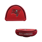 Tampa Bay Buccaneers Mallet Golf Putter Cover