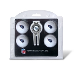 Tennessee Titans 4 Golf Ball Gift Set