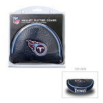 Tennessee Titans Mallet Golf Putter Cover