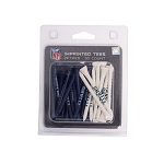 Tennessee Titans 50 Imprinted Golf Tee Pack