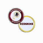 Washington Redskins Double Sided Golf Ball Marker