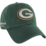 Green Bay Packers NFL Logo Bridgestone Golf Hat / Cap