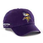 NFL Minnesota Vikings  Logo Bridgestone Golf Hat / Cap