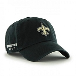New Orleans Saints NFL Logo Bridgestone Golf Hat / Cap