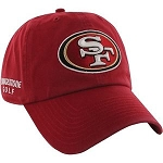San Francisco 49ers NFL Logo Bridgestone Golf Hat / Cap