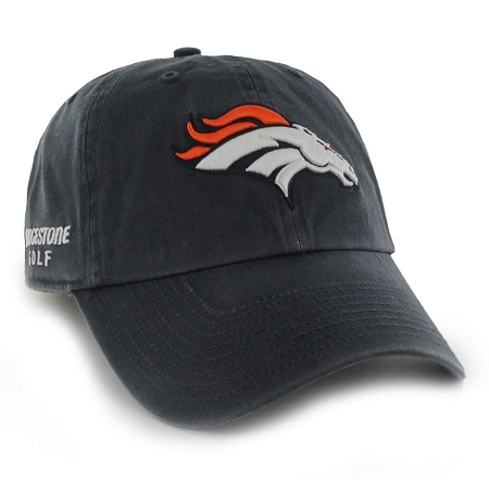 Denver Broncos Adjustable Bridgestone Cap 042b02ad4947