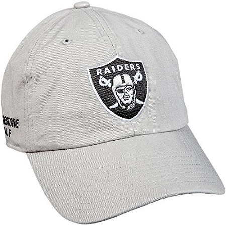 715a179b572 Raiders NFL Logo Bridgestone Golf Hat   Cap