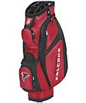 Atlanta Falcons NFL Wilson Golf Cart Bag