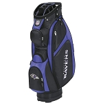 Baltimore Ravens Wilson NFL Golf Cart Bag