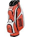 Cleveland Browns NFL Wilson Golf Cart Golf Bag