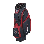 Houston Texans Wilson Golf Cart Bag