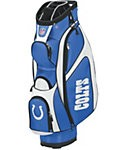 Indianapolis Colts Wilson Golf Cart Bag