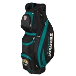 Jacksonville Jaguars Wilson Golf Cart Bag