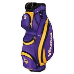 Minnesota Vikings NFL Wilson Golf Cart Bag