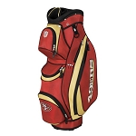 San Francisco 49ers Wilson Golf Cart Bag
