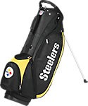 Pittsburgh Steelers Wilson NFL Golf Stand Bag