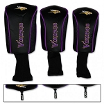 Minnesota Vikings Set of Three Mesh Headcovers