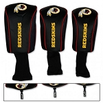 Washington Redskins Set of Three Mesh Headcovers