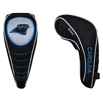 Carolina Panthers Shaft Gripper Driver Head Cover