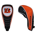 Cincinnati Bengals Shaft Gripper Driver Head Cover