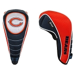 Chicago Bears Shaft Gripper Driver Golf Head Cover