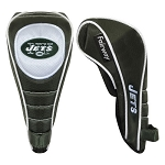 New York Jets Shaft Gripper Fairway Head Cover